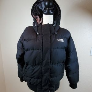 The North Face 550 Down Puffer Coat